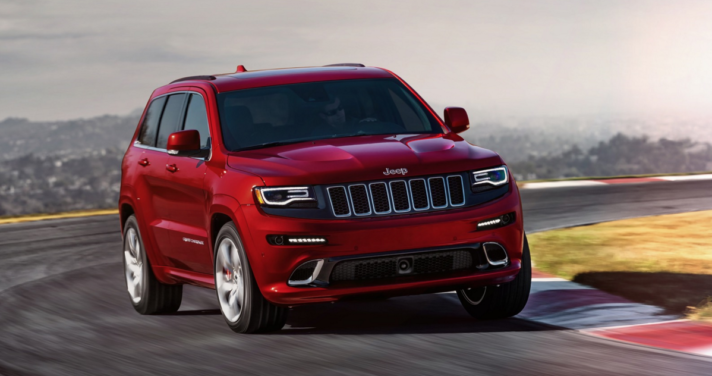 The 2016 Jeep Grand Cherokee SRT8 Summit Morristown Central NJ
