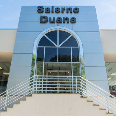 Salerno Duane store front.