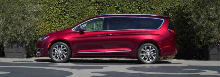 2017 Chrysler Pacifica Hybrid NJ