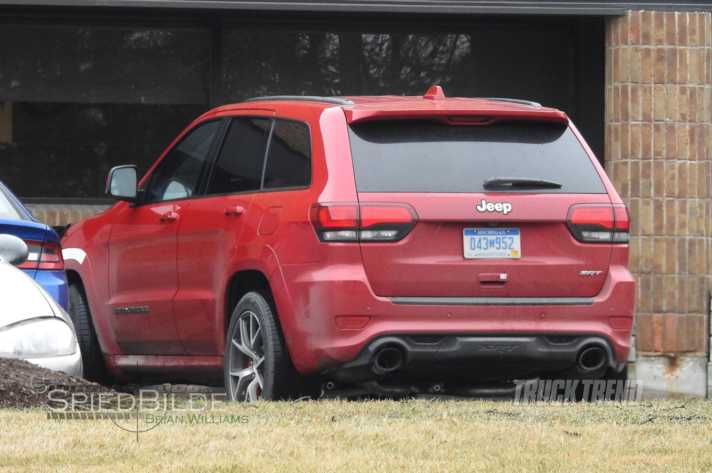 Jeep Cherokee Hellcat Coming Your Way 4