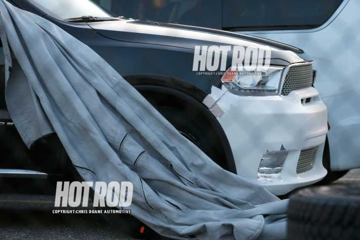 Powerful 2018 Dodge Durango Hellcat Could Be in the Making