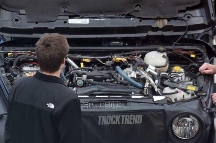 2018 Wrangler Turbocharged I-4 Engine!