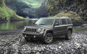 2017 Jeep Patriot Union County NJ
