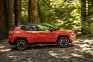 2018 Jeep Compass Trailhawk NJ
