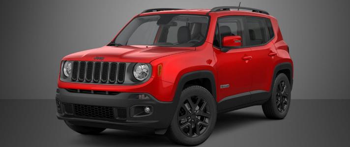 2017 Jeep Renegade Altitude NJ