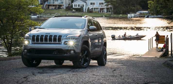 2017 Jeep Cherokee Summit NJ