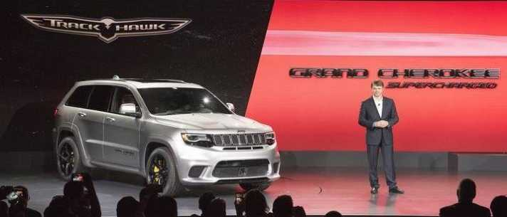 2018 Jeep Grand Cherokee Trackhawk NJ