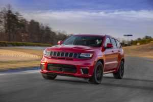 2018 Jeep Grand Cherokee Trackhawk Summit NJ