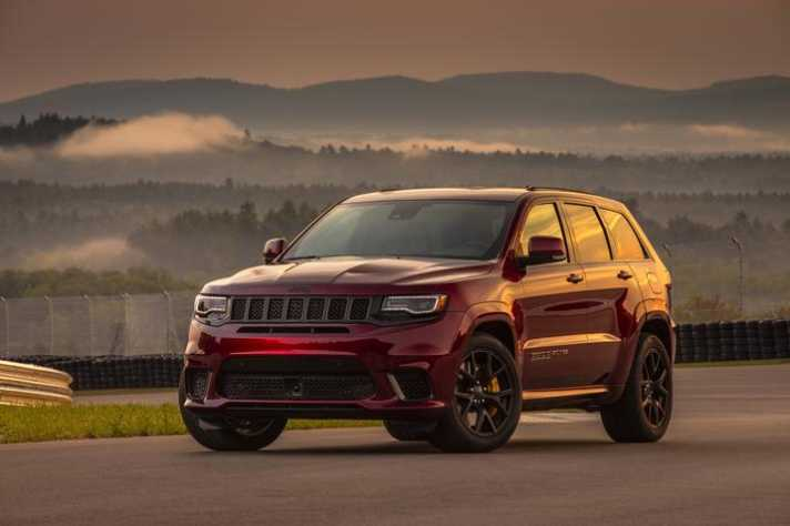 2018 Jeep Grand Cherokee Summit NJ