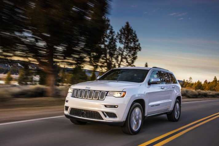 2018 Jeep Grand Cherokee Union NJ