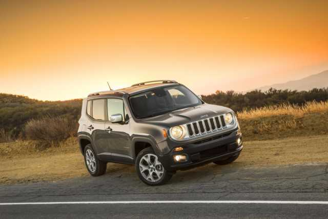 Jeep Renegade Lease Deals NJ