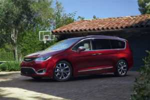 2018 Chrysler Pacifica Summit NJ