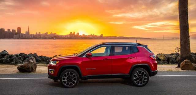 Jeep Compass Lease NJ