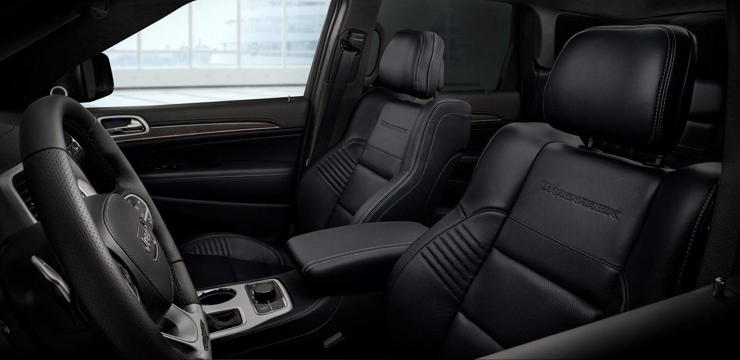 Jeep Grand Cherokee Seats
