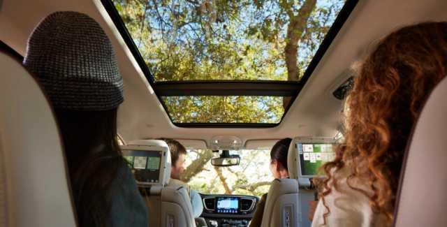 Chrysler Pacifica Lease Nj