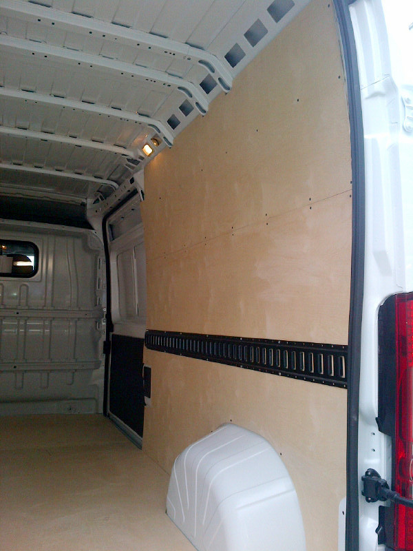Ram ProMaster Utility package