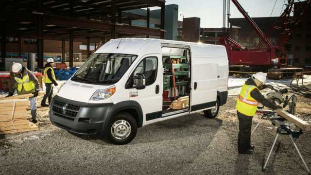 Ram ProMaster Union County NJ