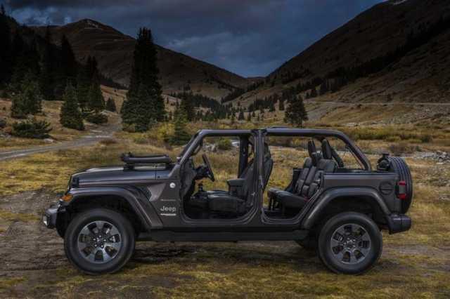 2018 Jeep Wrangler Springfield NJ