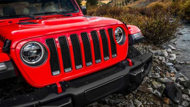 2019 Jeep Wrangler Lease Deals and Specials NJ