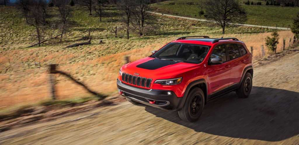 2019 Jeep Cherokee Union County NJ