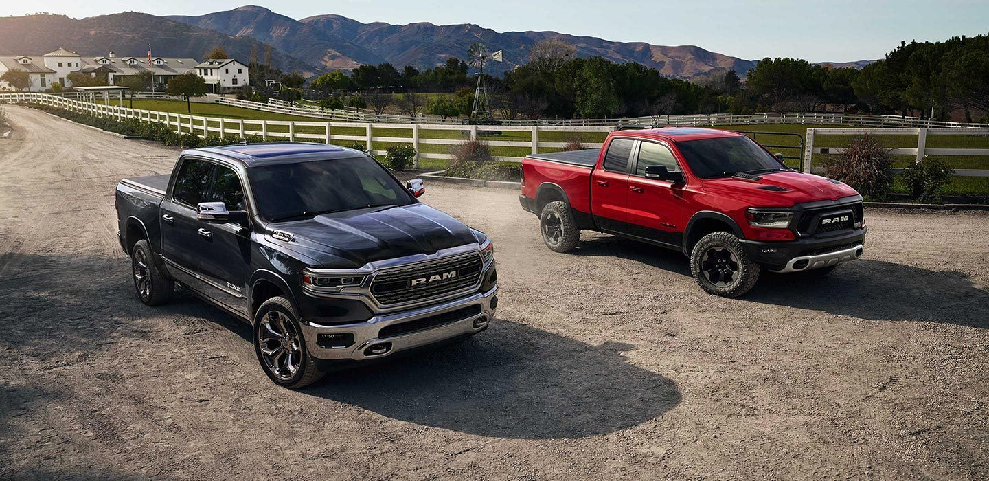 2019 Ram 1500 Lease Deals NJ | Dodge Ram 1500 Summit