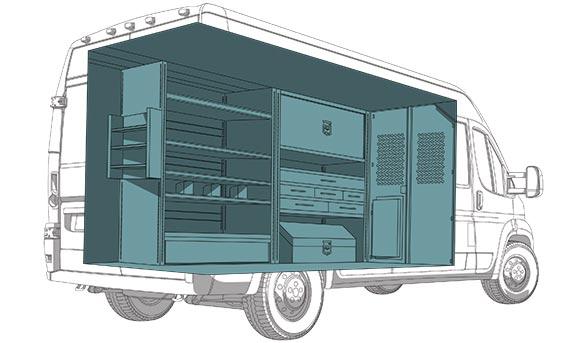 Ram Contractor Vans NJ