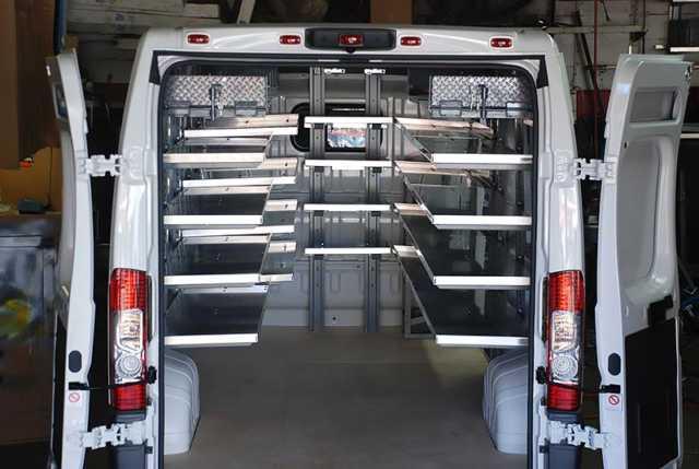 Ram ProMaster HVAC Vans NJ