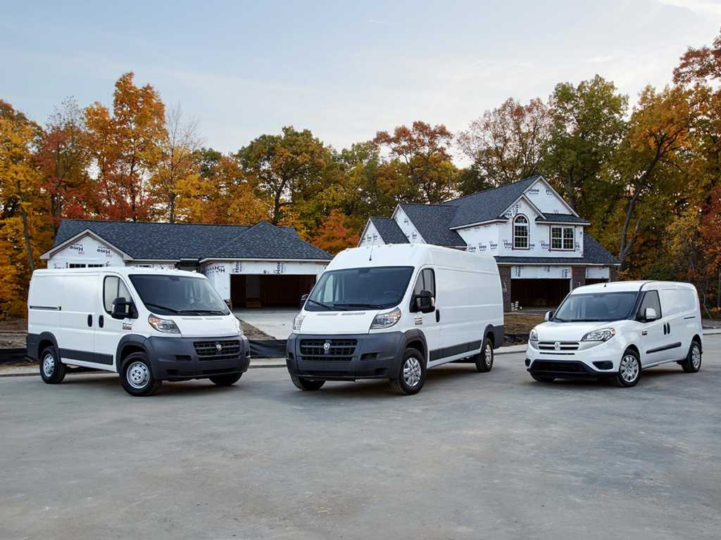 Ram Commercial Work Vans NJ