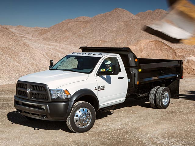 Ram Landscape Trucks NJ | Ram Dump Truck Bodies NJ