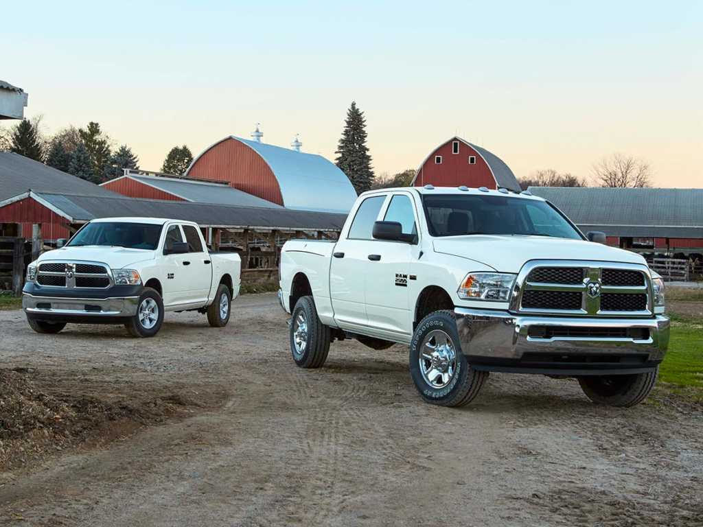 Ram Work Trucks Summit NJ