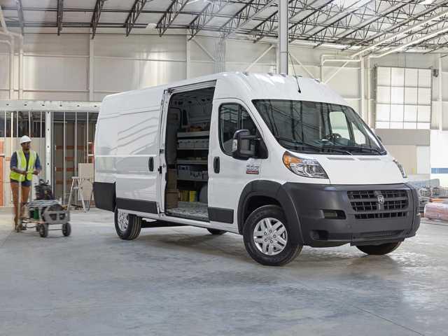 Ram Cargo Work Vans NJ