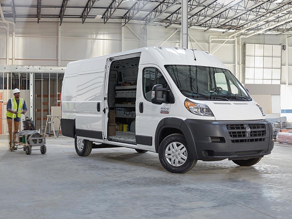 Custom Ram Cargo Vans for Sale NJ | Ram Commercial Van Upfits