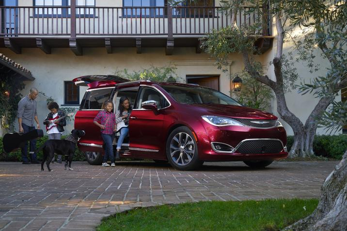 2019 Chrysler Pacifica Springfield NJ