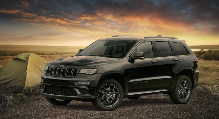 2019 Jeep Grand Cherokee Receives Limited X Trim & Updated ...