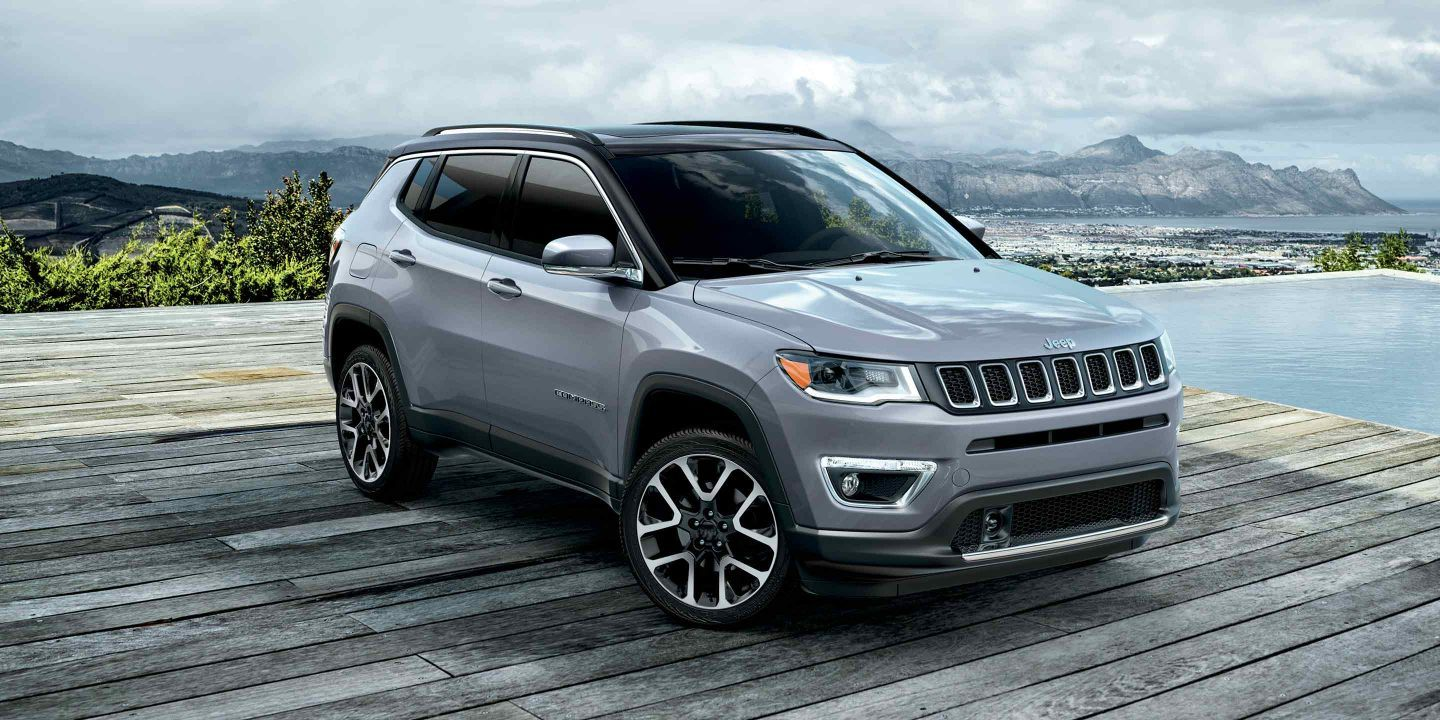 Jeep Dealers Near Me >> 2019 Jeep Compass Offers New Special Editions & Updates