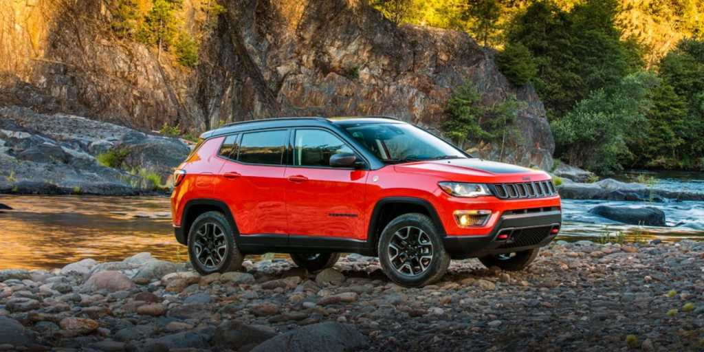 2019 Jeep Compass Summit NJ