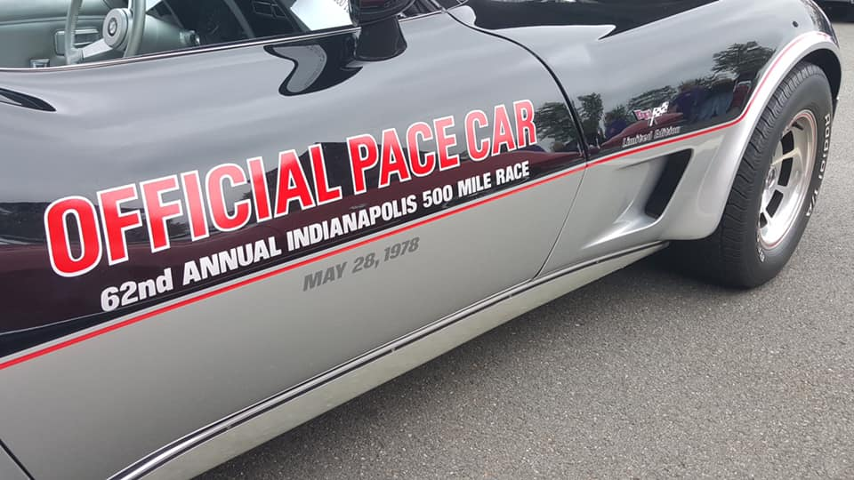 62nd Annual Indy 500 Pace Car