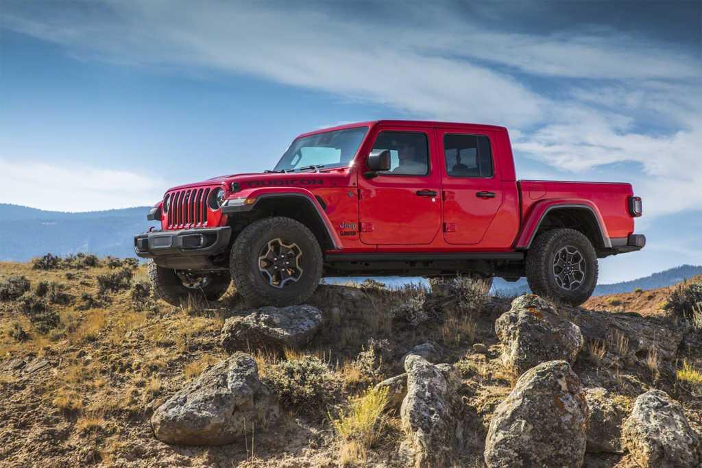 2020 Jeep Gladiator Summit NJ